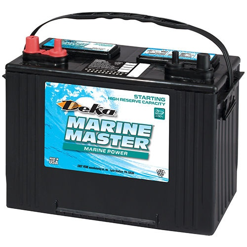 Deka Marine Master (Starting Power) 27M6 105А/ч
