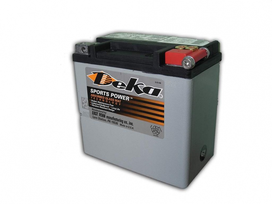 Deka SPORT POWER ETX14L (AGM) 12А/ч